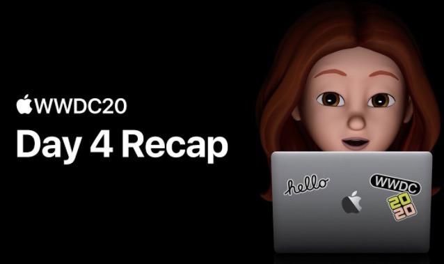 Wwdc day 4 recap