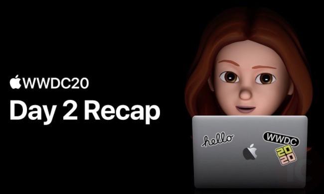 Wwdc20 day 2 recap