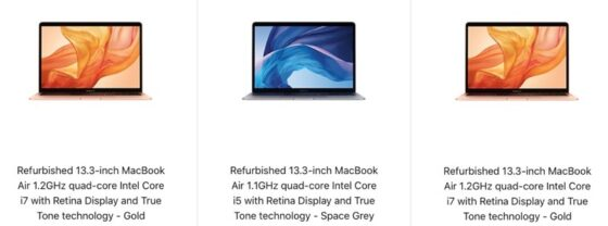 You Can Now Buy an Apple Refurbished 2020 MacBook Air in Canada, Save 15% Off