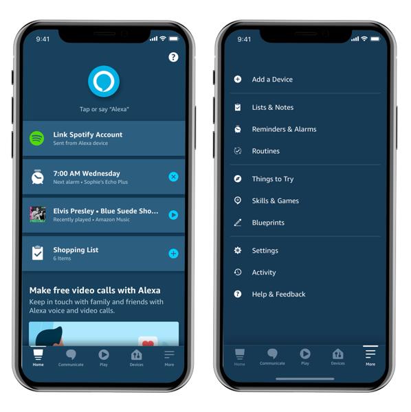 Alexa App 1