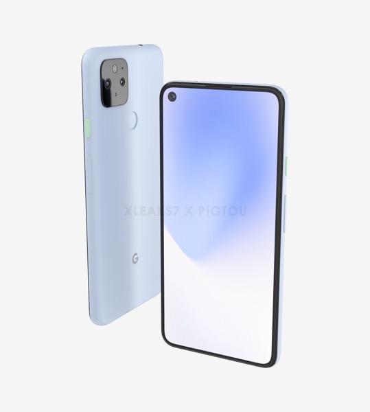Google Pixel 5 XL appareil photo 2048x2048