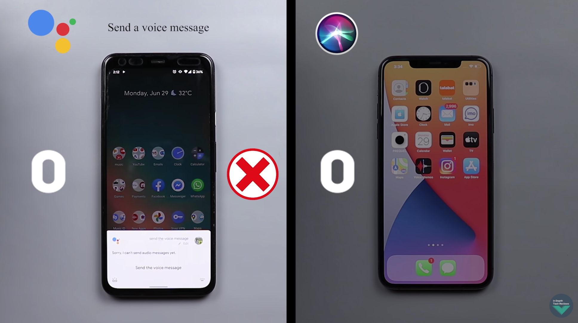 iOS 14 Siri Comparison to Google Assistant Shows Former Continues to Lag Behind