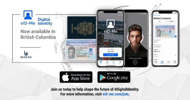 Bc digital EID