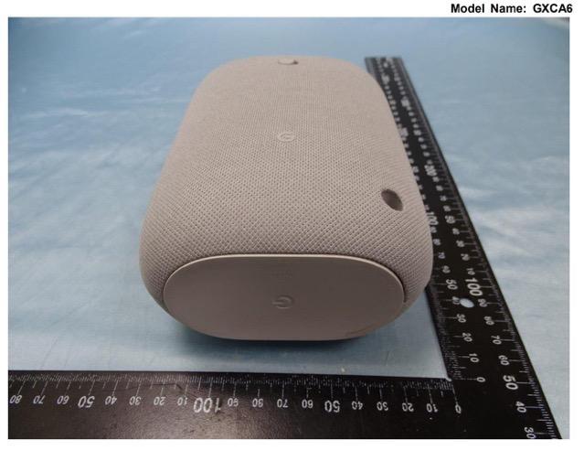 Google nest speaker leak 2