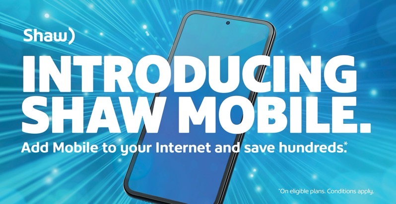Introducing shaw mobile