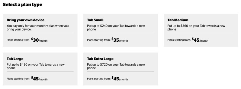 Telus-Owned Koodo to Revamp Tab System Down to Three Options
