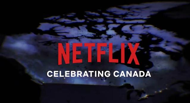 Netflix canaada day