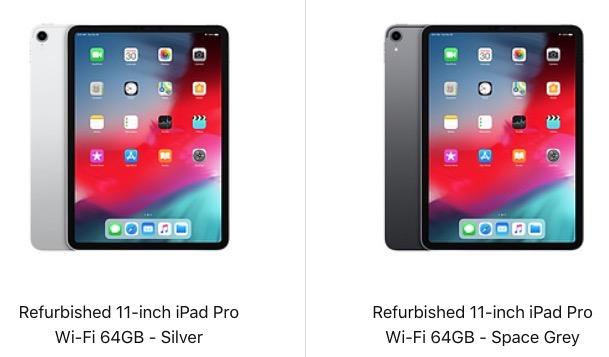 Refurbished ipad pro 11 inch