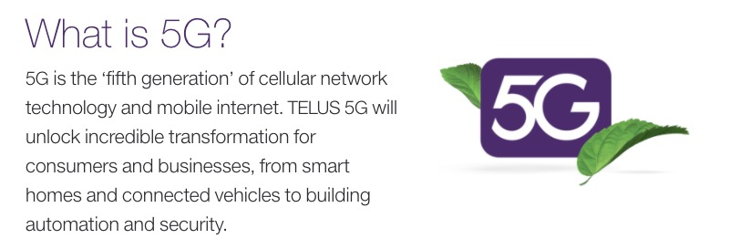 Telus 5G Network Speedtest Sees Nearly 900 Mbps Download Speeds