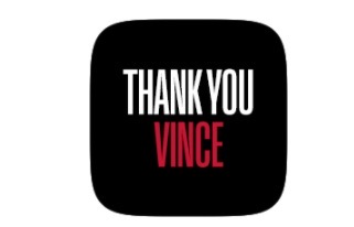 Thank you vince filter