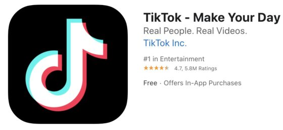 Apple Says It's Not Interested in Buying TikTok After Rumours Swirl