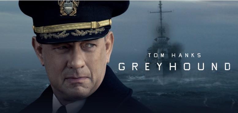 Tom hanks greyhound movie
