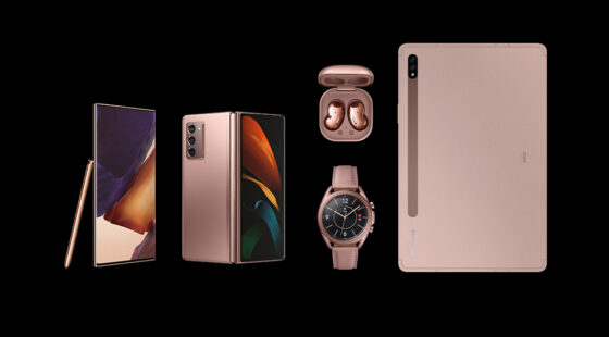 Samsung Launches Next Generation of Galaxy Devices [PHOTOS]