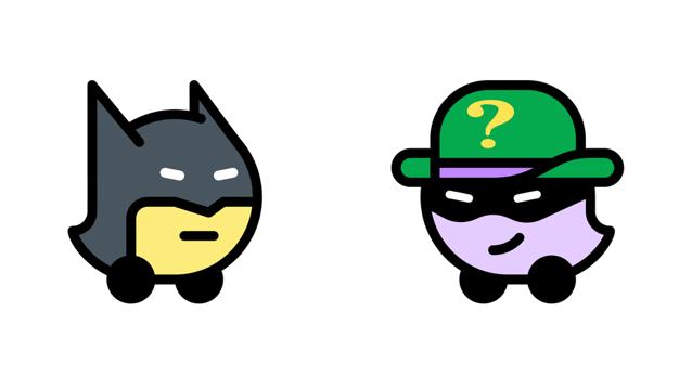 Batman riddler
