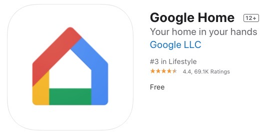 Google home july 2020