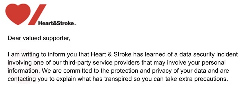 Heart and stroke hack