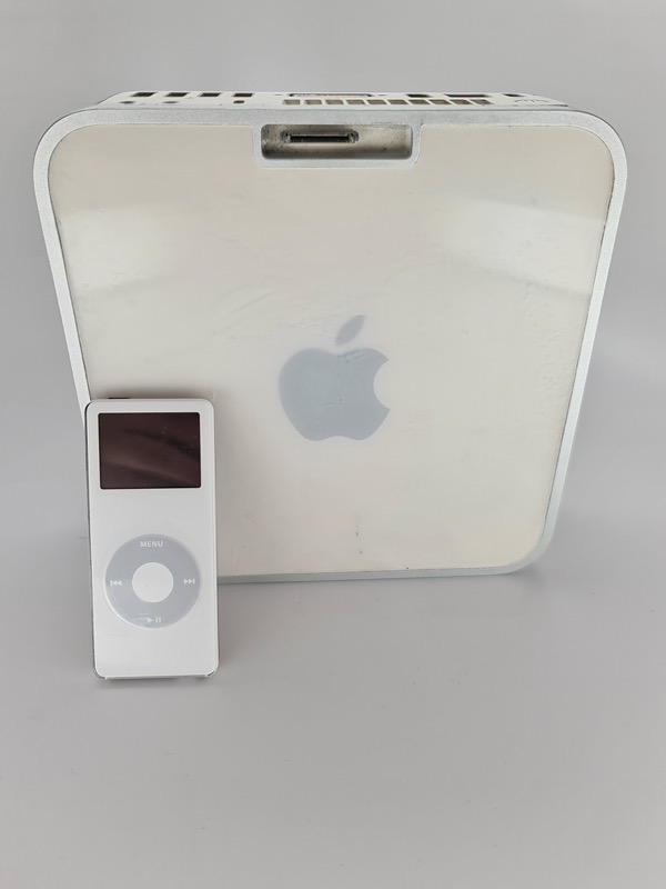 Mac mini ipod 2