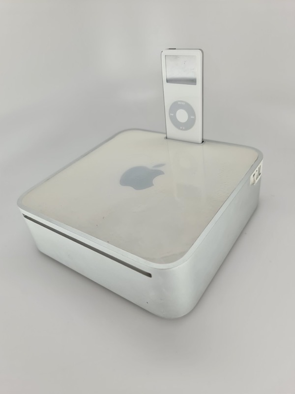 Mac mini ipod