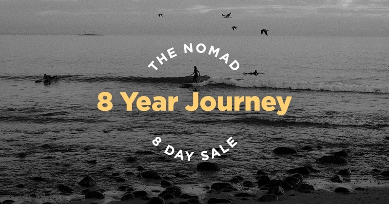 Nomad sale 30 off