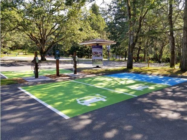 Parks canada tesla