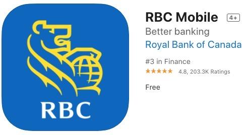 Rbc mobile lock report cards