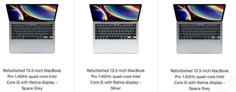 Refurbished macbook pro 13 3 inch 2020