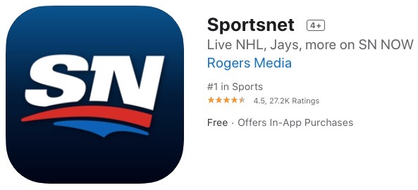 Rogers Sportsnet iPad App Now Supports Picture-in-Picture Mode