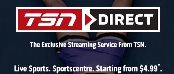 Tsn direct streaming