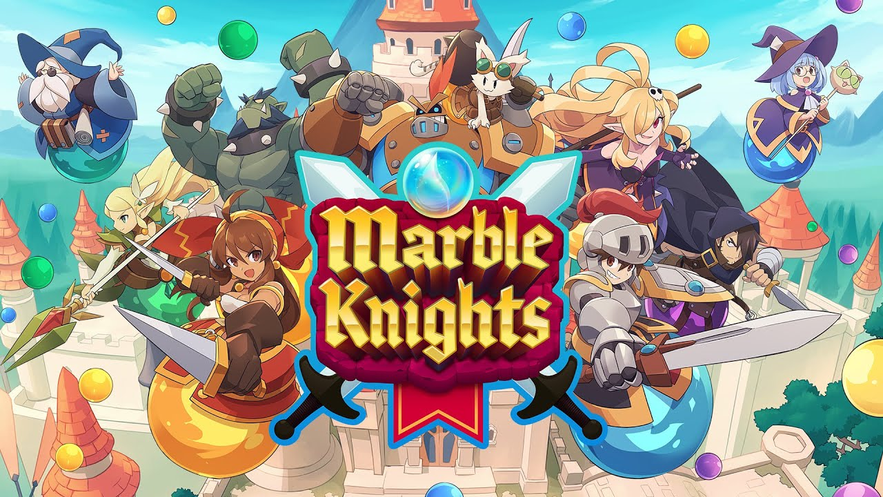 WayForward's Fantasy Game 'Marble Knights' Comes to Apple Arcade