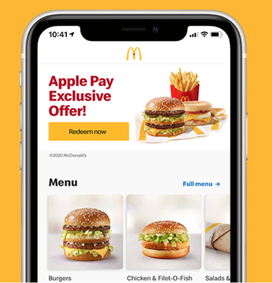 Apple pay offer
