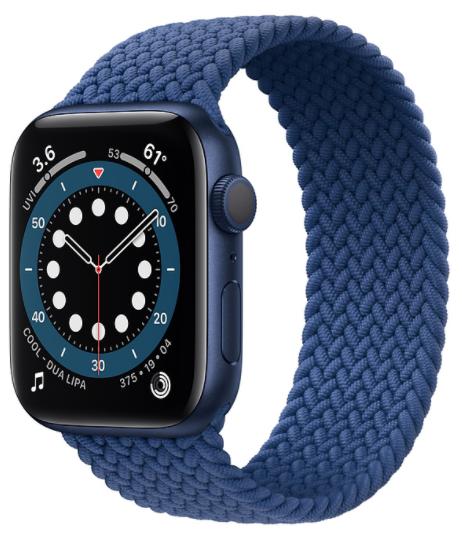 Apple watch braided solo loop