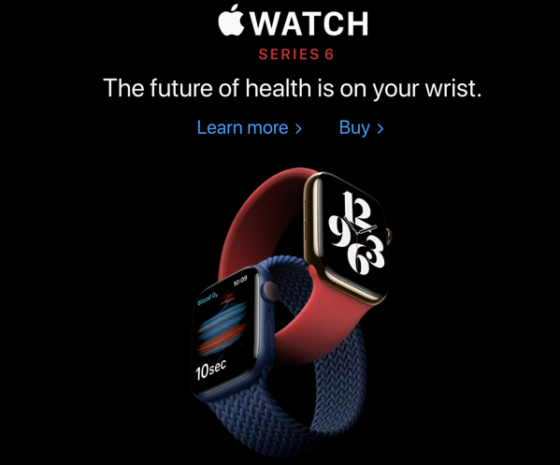 Save 30% Off After Tax on Apple Watch Series 6 and More with RBC Rewards Promo