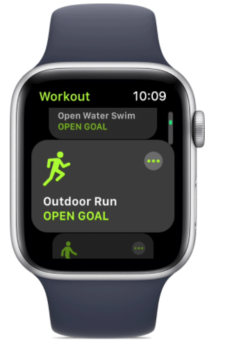 Apple watch workout bug