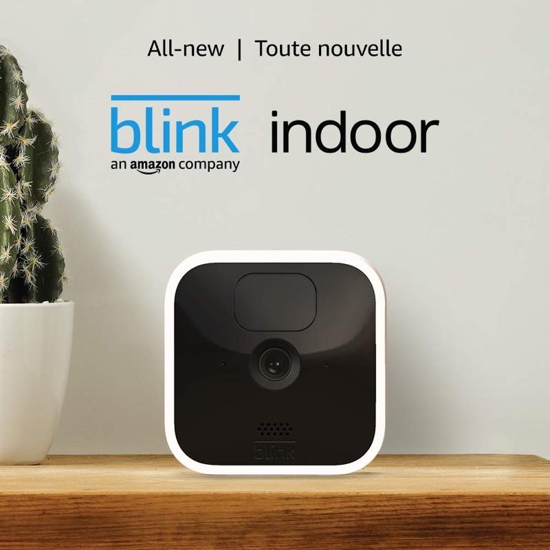 Blink indoor new