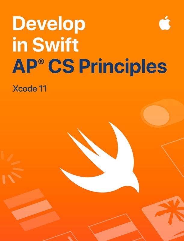 Develop swift ap cs principles