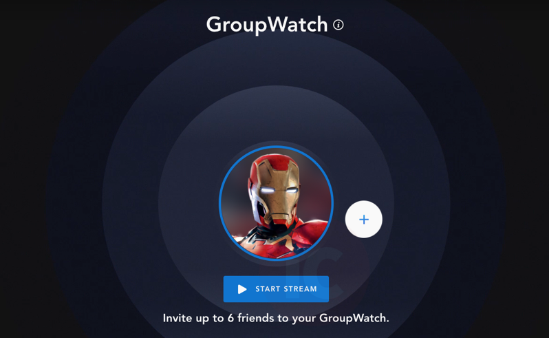 Disney plus groupwatch 2