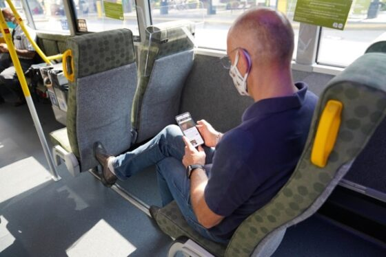 Ontario Launches Free Wi-Fi on All GO Buses Plus Free Entertainment Portal