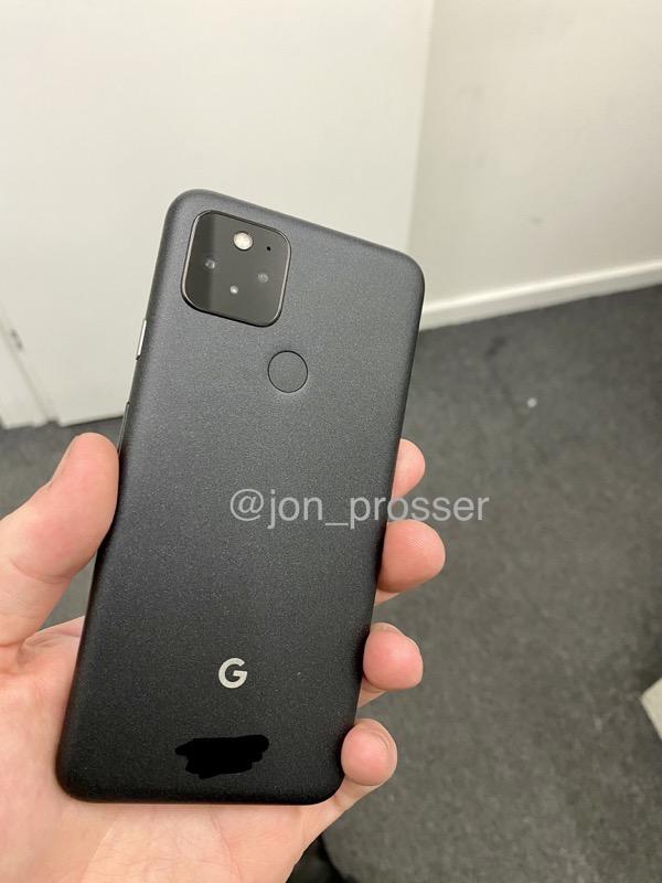 Google pixel 5 leak 2
