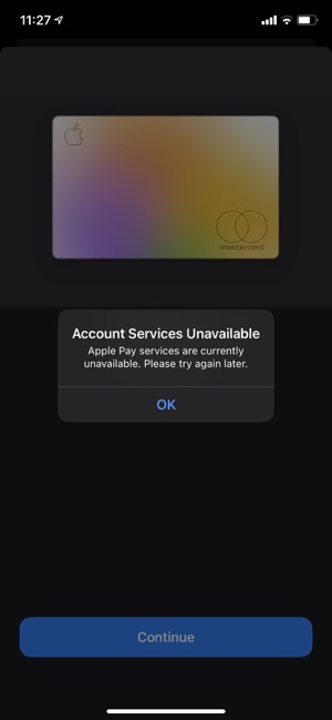 Ios 14 2 apple card setup 2