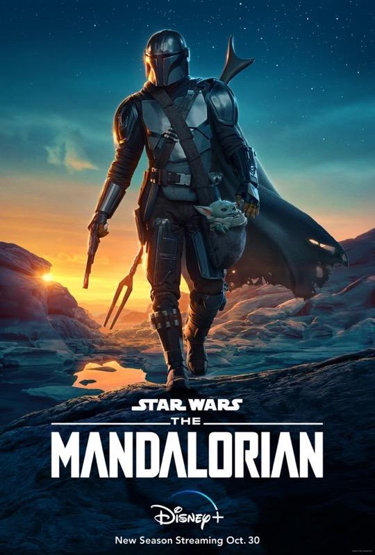 Mandalorian season 2 release date