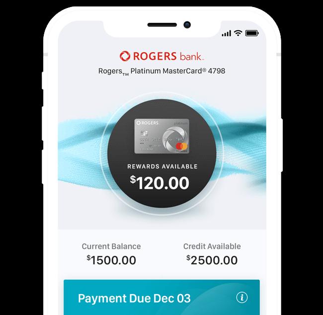 Rogers bank app