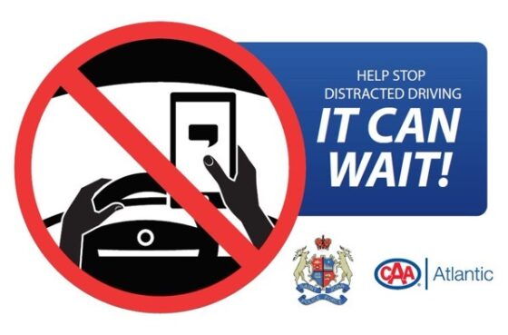Saint John Police Say Distracted Driving Has Reached ?Boiling Point?