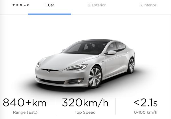 Tesla model s plaid canada