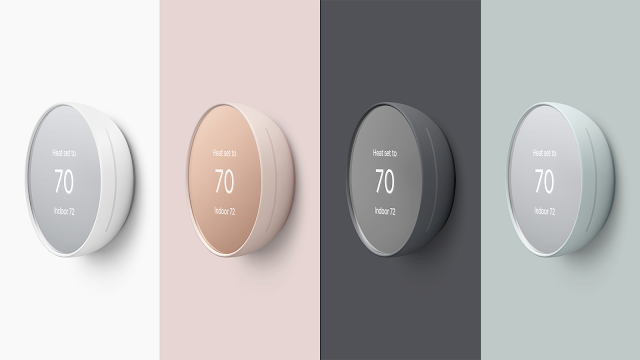 2020 nest thermostat
