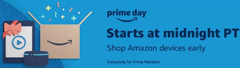 Amazon prime day 2020 best deals canada