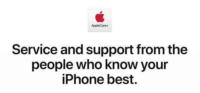 Applecare iphone 12