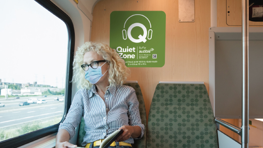 Audible go train