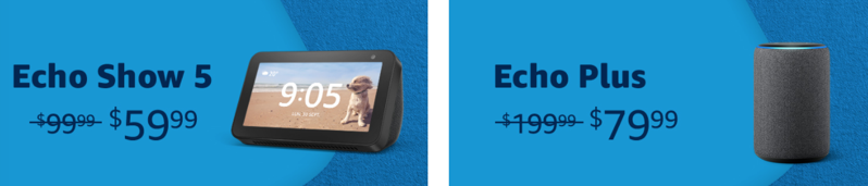 Echo show 5 echo plus sale