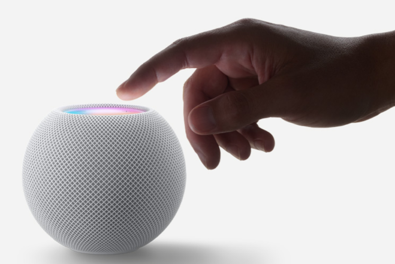 Homepod mini hero