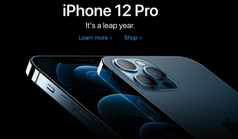 Iphone 12 pro launch